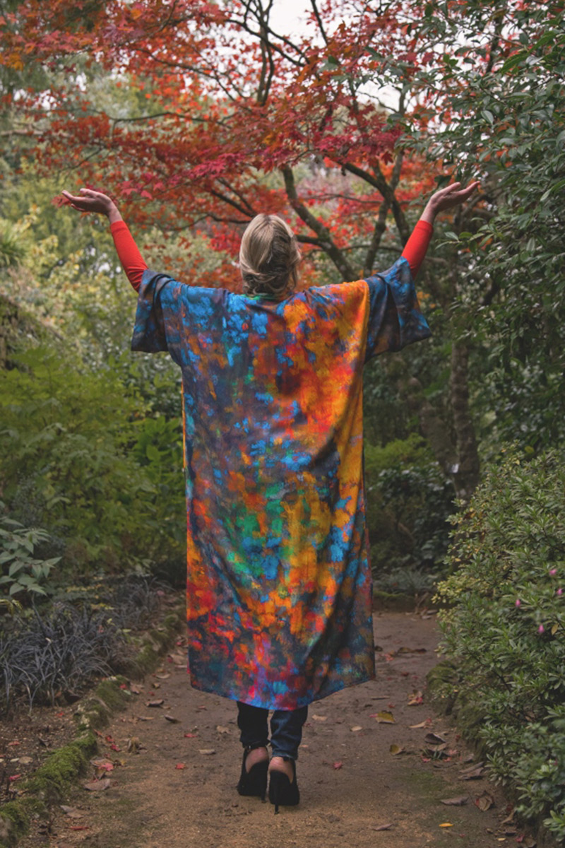 Beech Tree Reflections lightweight robe