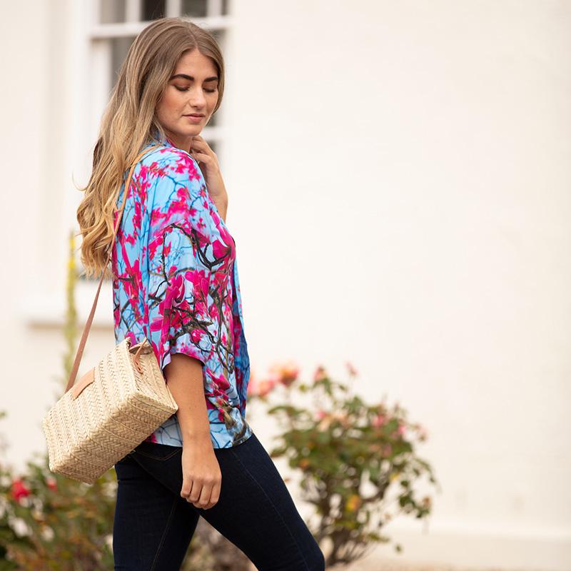 Hope lightweight kimono