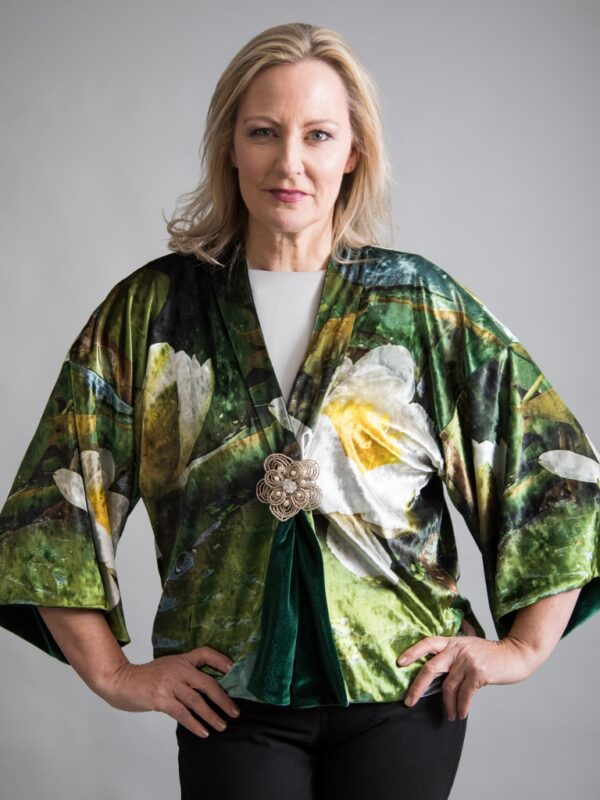 Velvet Kimonos