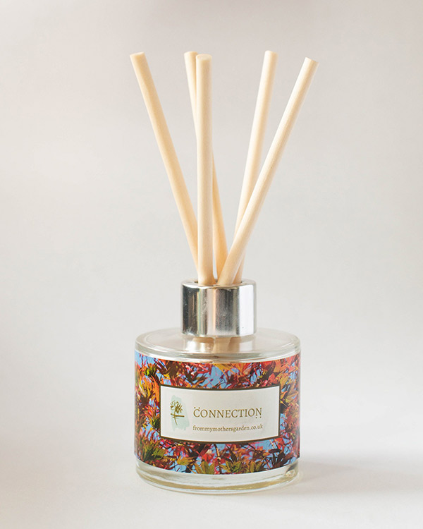 Orange & Cinnamon Room Diffuser - Connection Room Diffuser by From My Mother's Garden