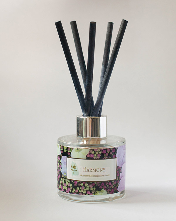 Forget Me Not & Rose Room Diffuser - Harmony Room Diffuser by From My Mother's Garden